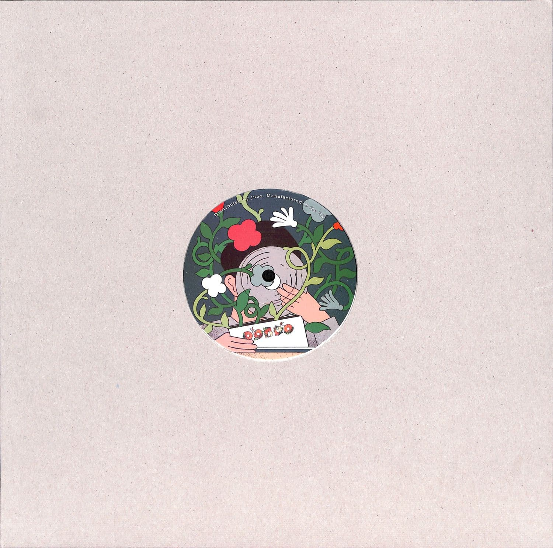 Iner / Scruscru / Buzz Compass / Tilman / Sune / Yann Polewka - DOBRO 001
