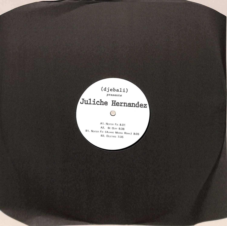 Juliche Hernandez - EP / ALVARO MEDINA RMX
