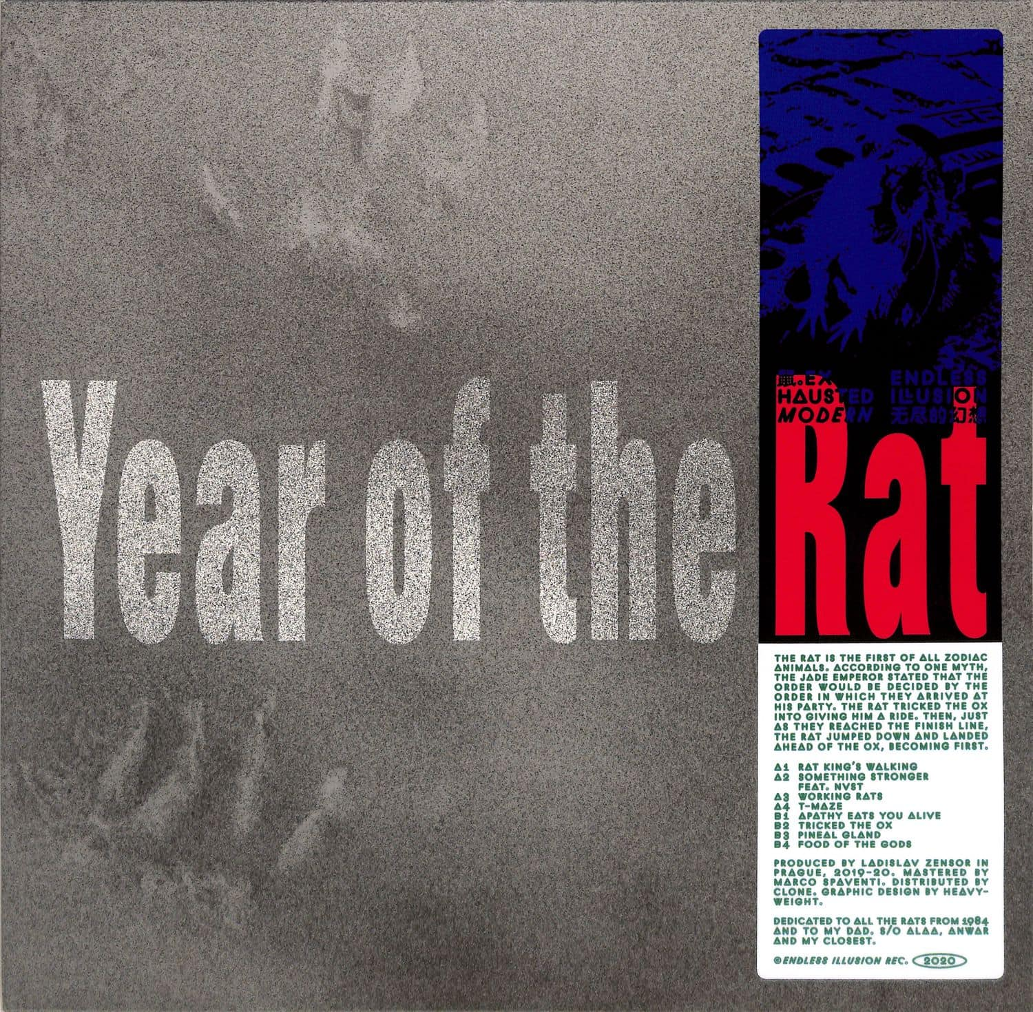 Exhausted Modern - YEAR OF THE RAT