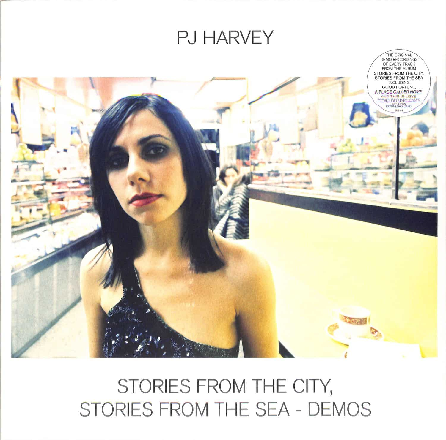 PJ Harvey - STORIES FROM THE CITY,STORIES?-DEMOS