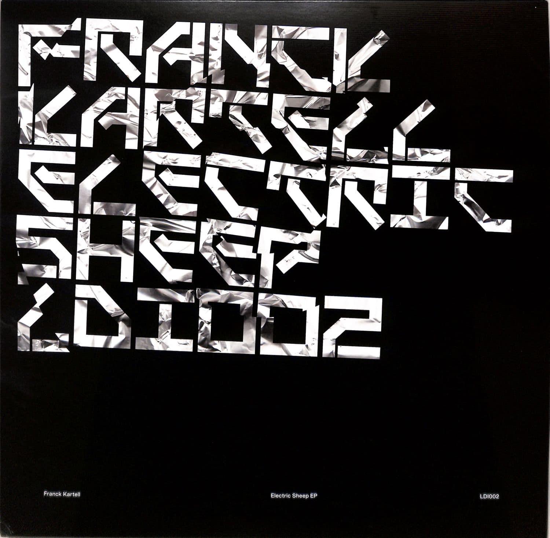 Franck Kartell - ELECTRIC SHEEP EP