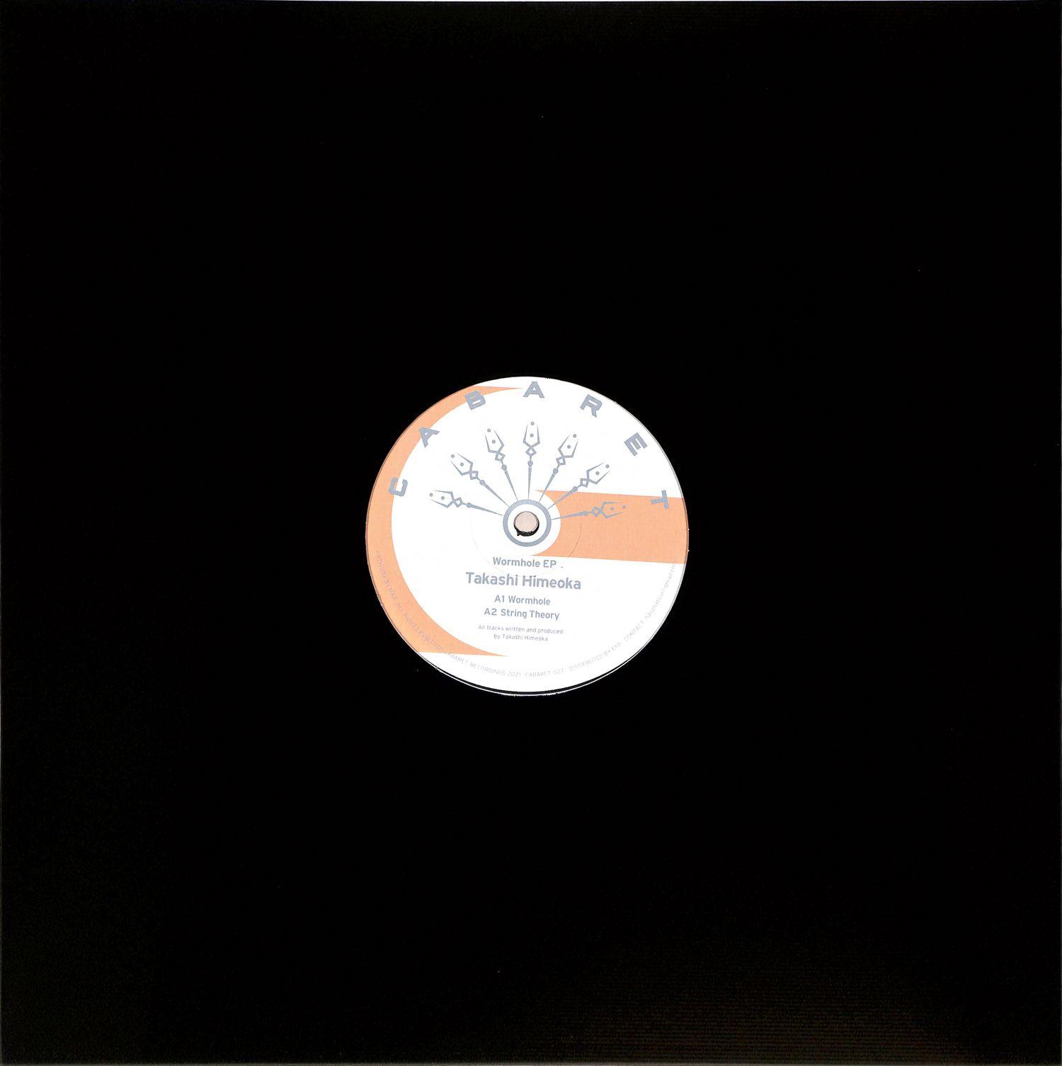 Takashi Himeoka - WORMHOLE EP