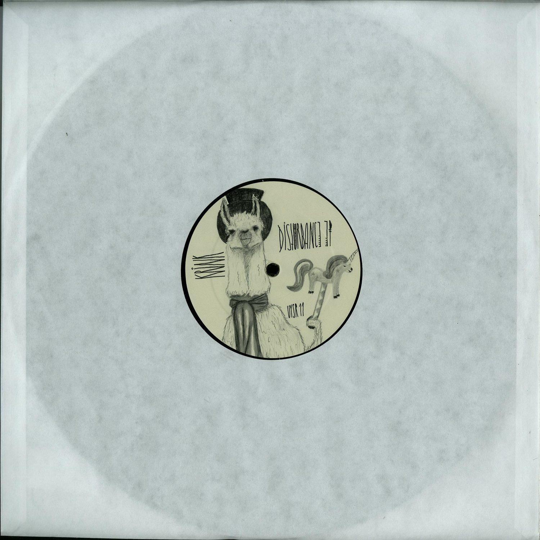 Krink - DISTURBANCE EP