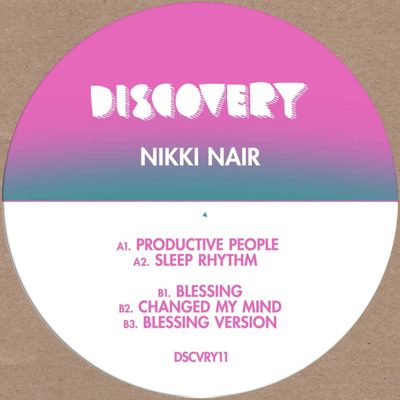 Nikki Nair - DSCVRY11