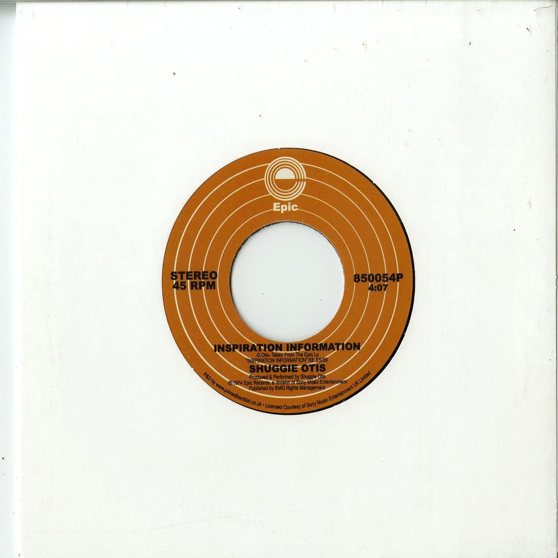 Shuggie Otis - INSPIRATION INFORMATION / AH UH MI HED