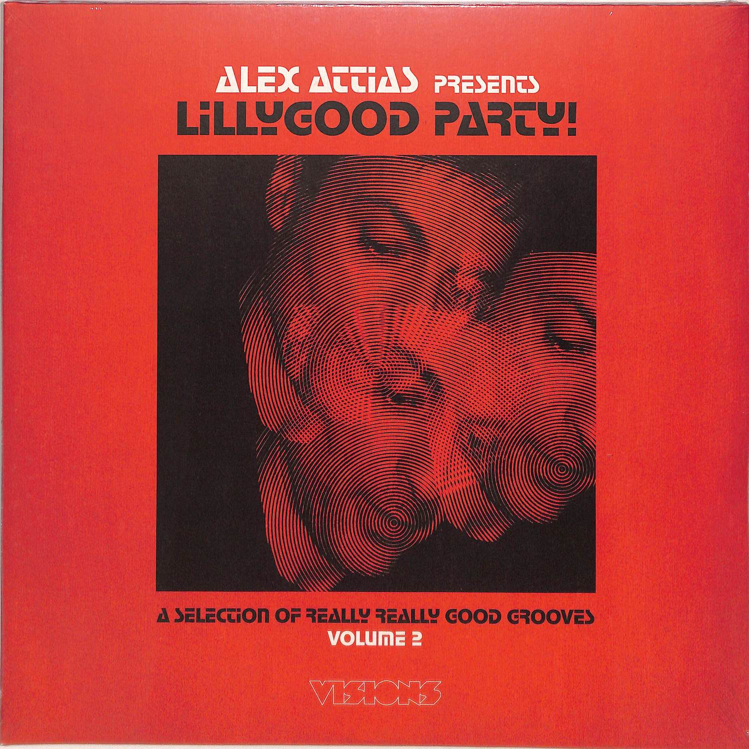 Alex Attias - LILLYGOOD PARTY! VOL. 2