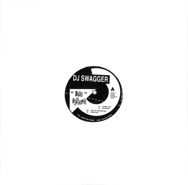 DJ Swagger - BASS HYSTERIA