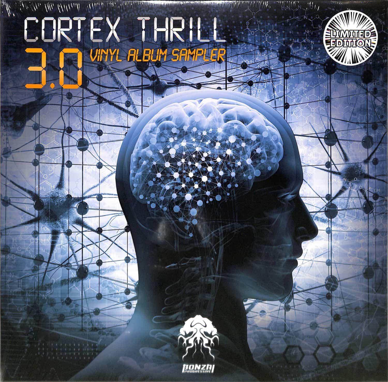Cortex Thrill - 3.0 - VINYL ALBUM SAMPLER