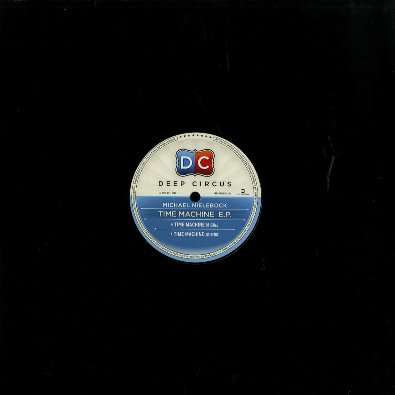 Michael Nielebock - TIME MACHINE EP