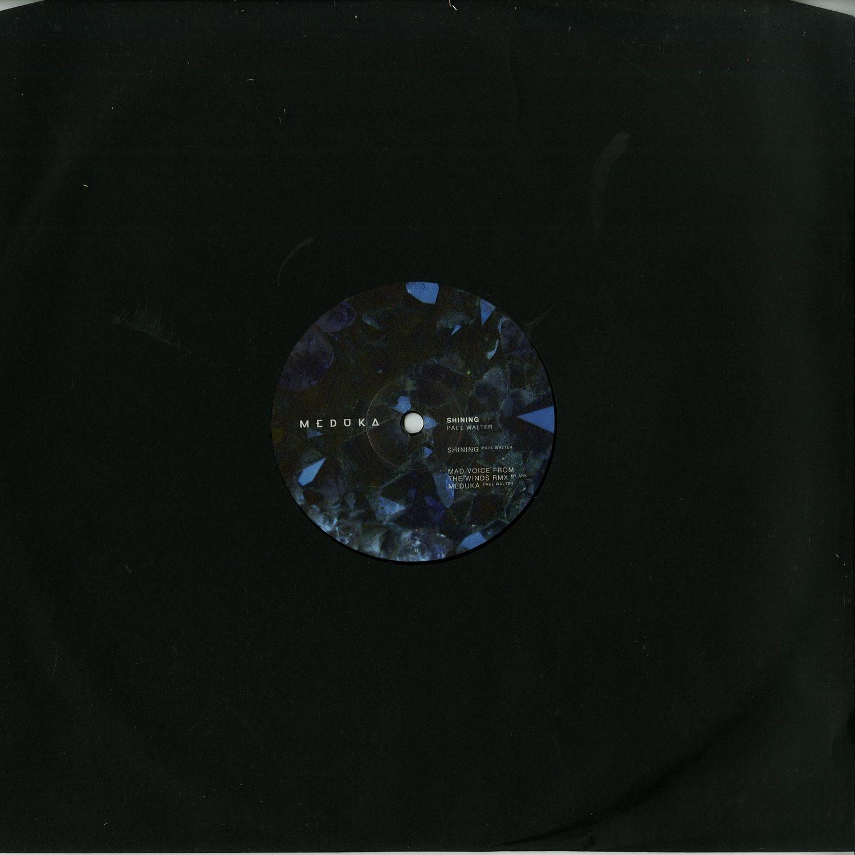 Paul Walter - SHINING EP / INCL ARK REMIX