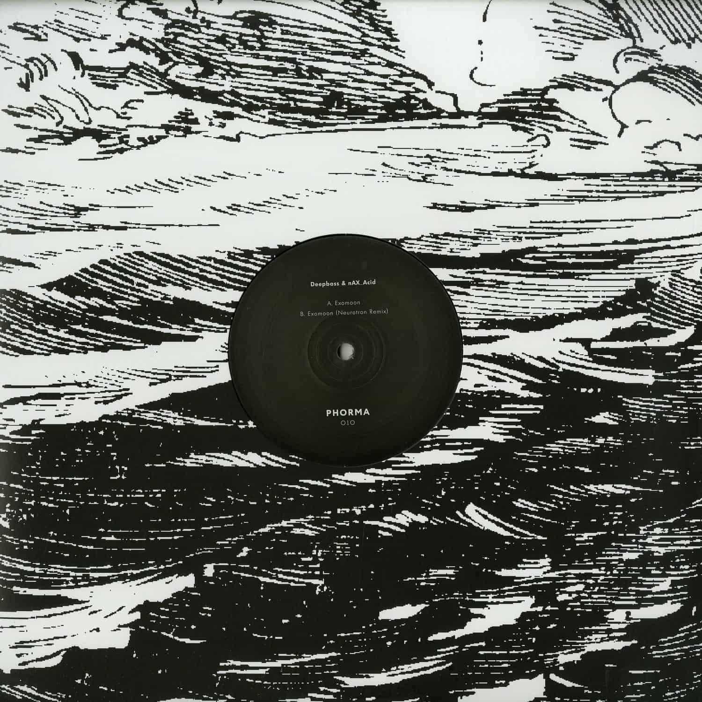 Deepbass & Nax Acid - EXOMOON