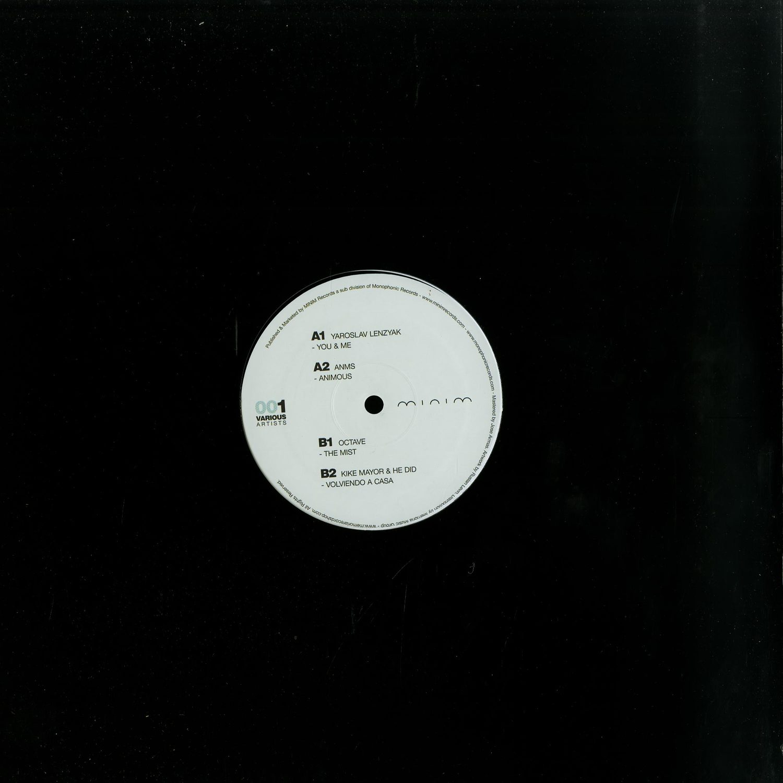 Various Artists - MNM001