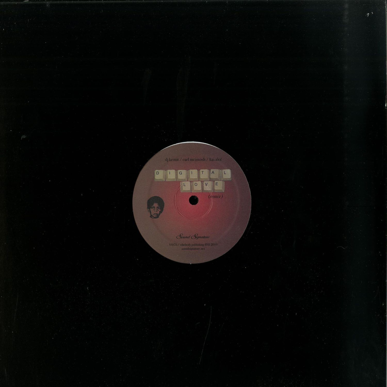 DJ Kemit, Kai Alce, Byron The Aquarius - DIGITAL LOVE