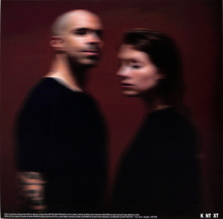 Chris Liebing / Charlotte de Witte - LIQUID SLOW EP