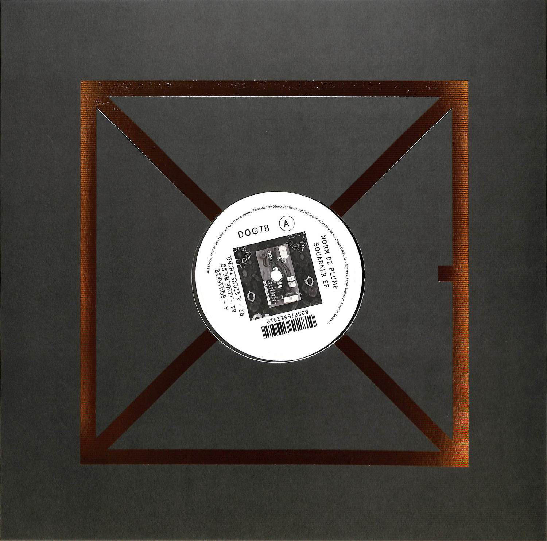 Norm De Plume - SQUARKER EP