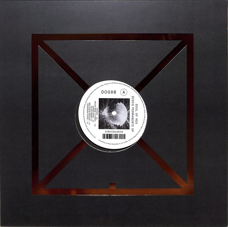 Soul Of Hex - DISCO PERMANENTE EP