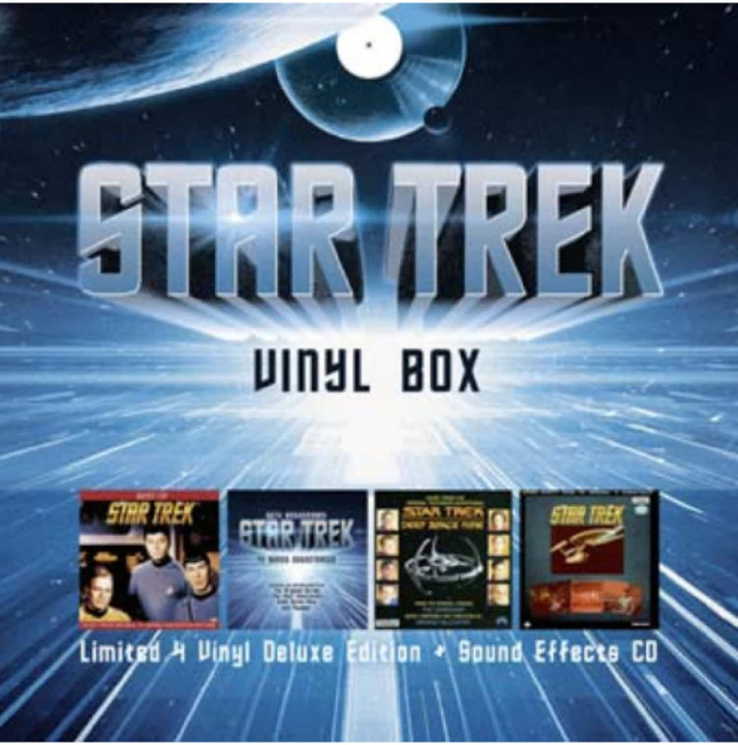 Star Trek - STAR TREK VINYL BOX