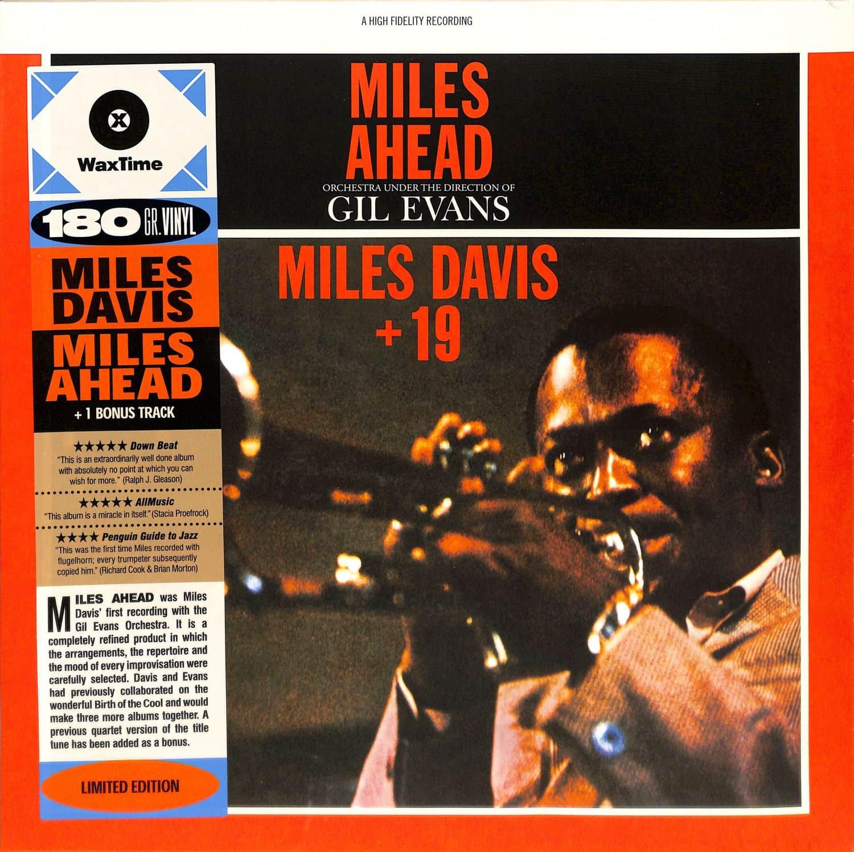 Miles Davis - MILES AHEAD+1 BONUS TRACKS