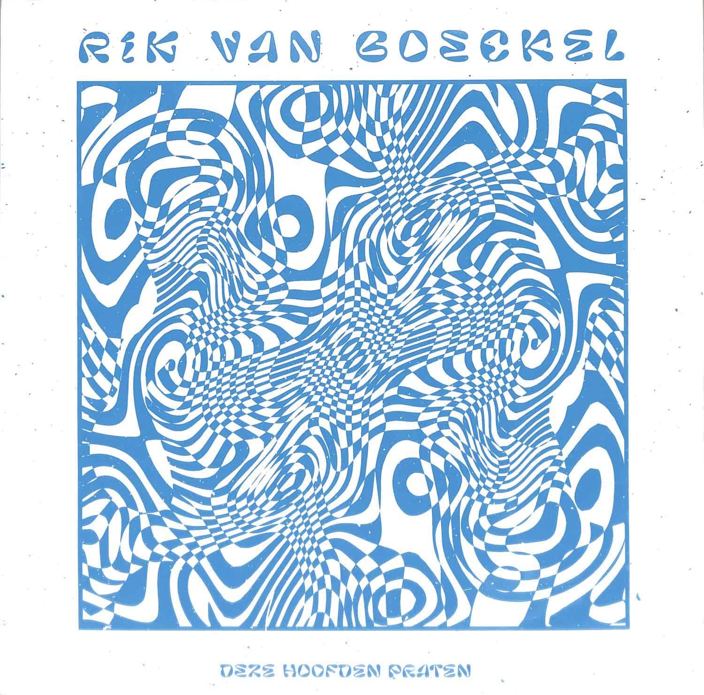 Rik Van Boeckel - DEZE HOOFDEN PRATEN