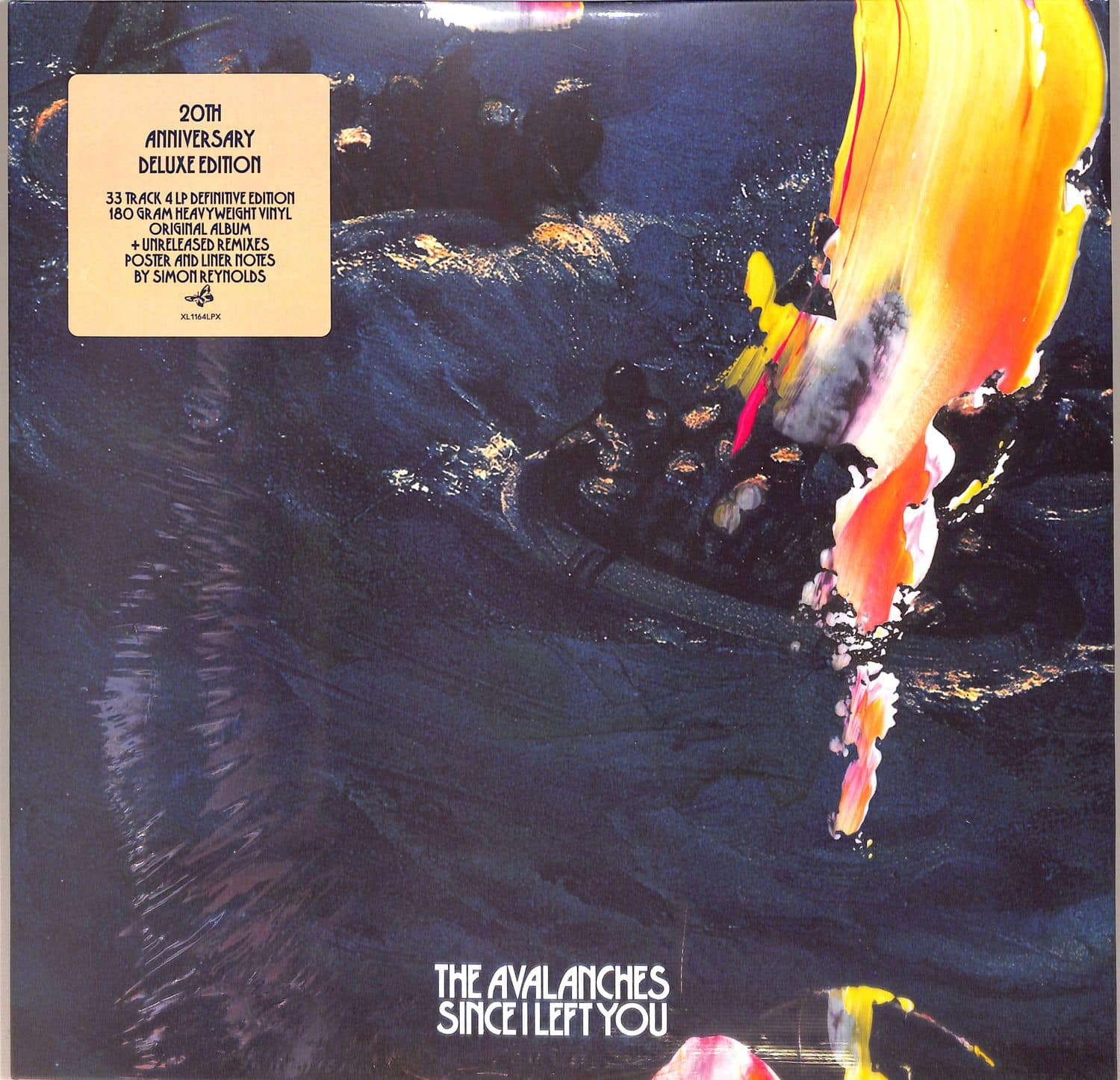 The Avalanches - SINCE I LEFT YOU