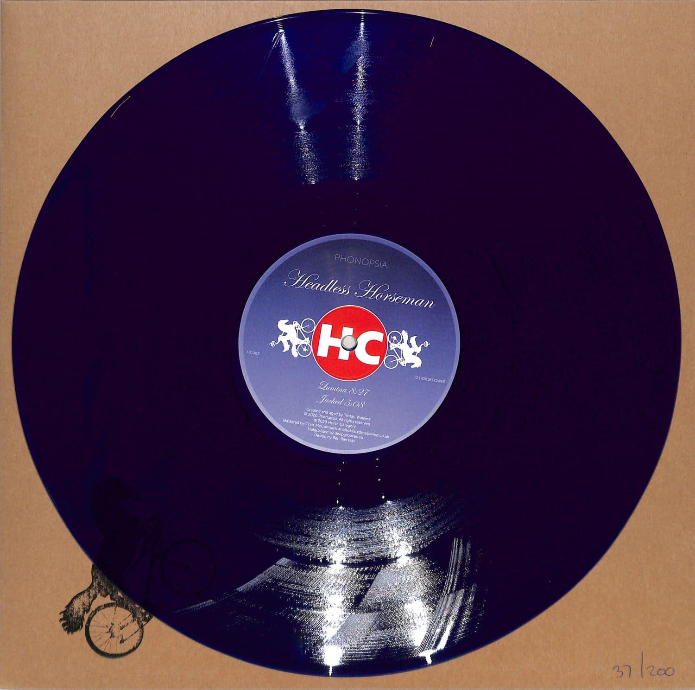 Phonopsia - HEADLESS HORSEMAN