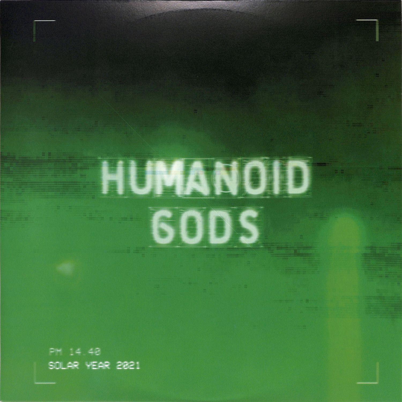 Humanoid Gods - HUMANOID GODS 2 EP