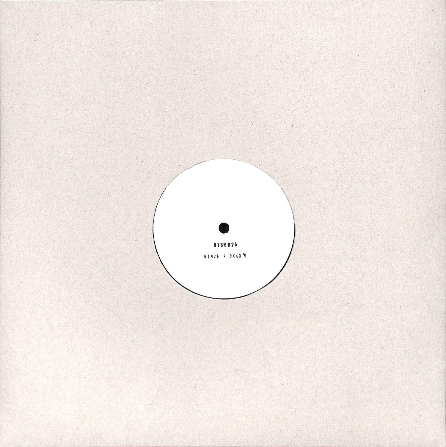 Ninze & Okaxy - SIDEREAL TIMES EP