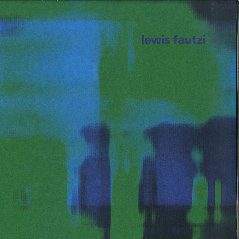 Lewis Fautzi - DEGREES EP