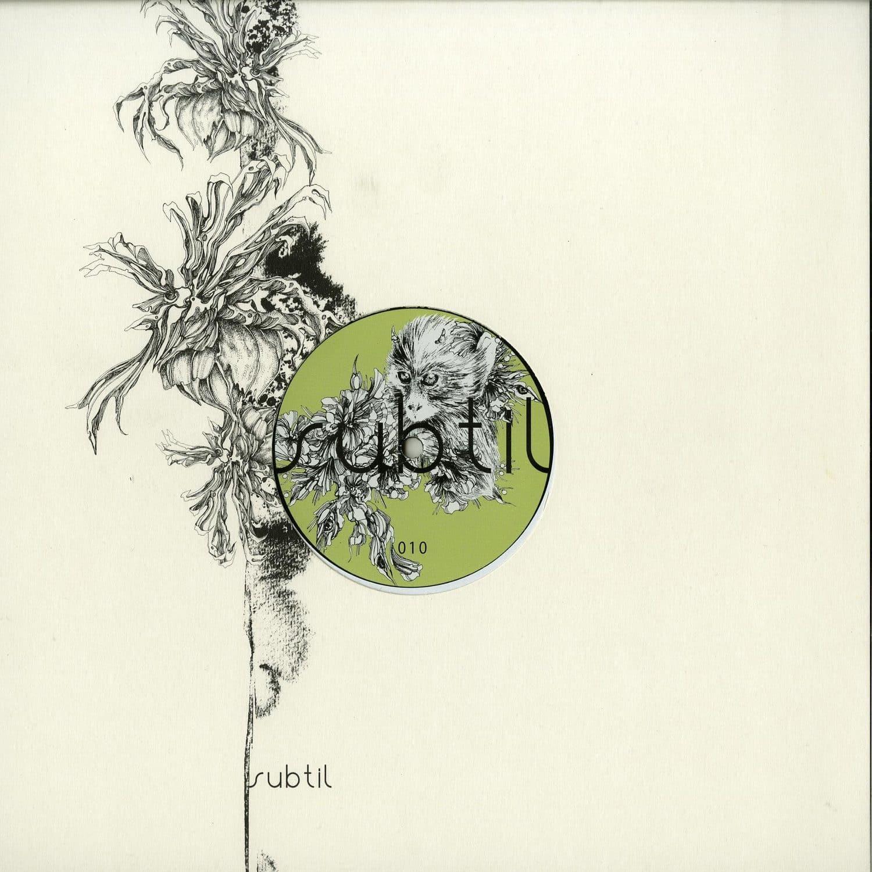 Vlad Arapasu - ARTIFICIAL MOVES EP
