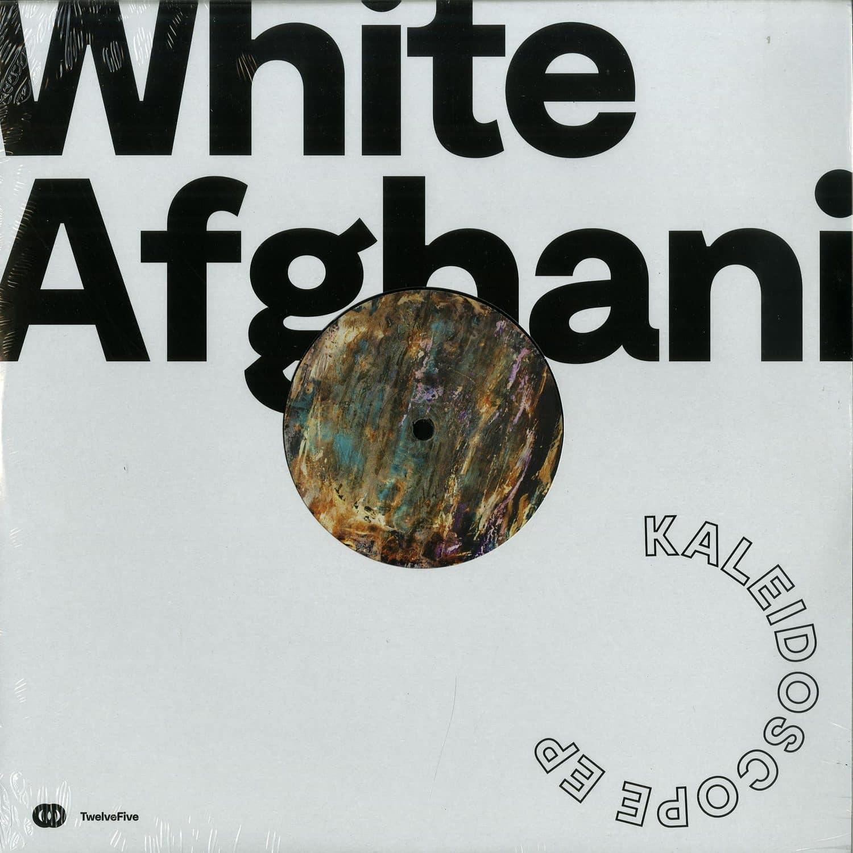 White Afghani - KALEIDOSCOPE EP