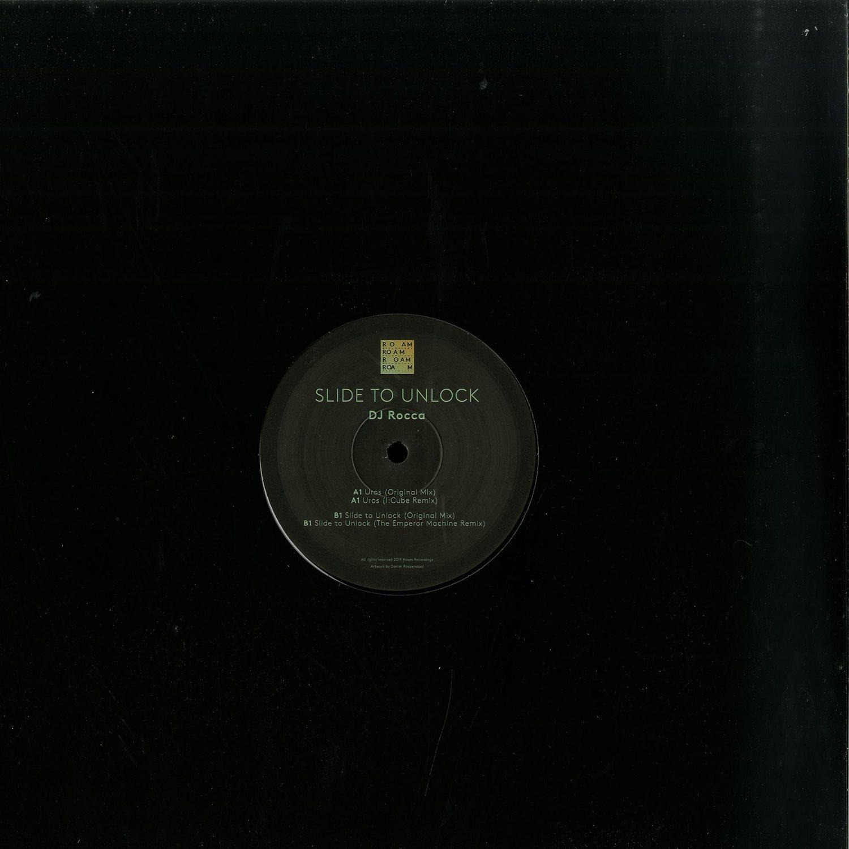 DJ Rocca - SLIDE TO UNLOCK