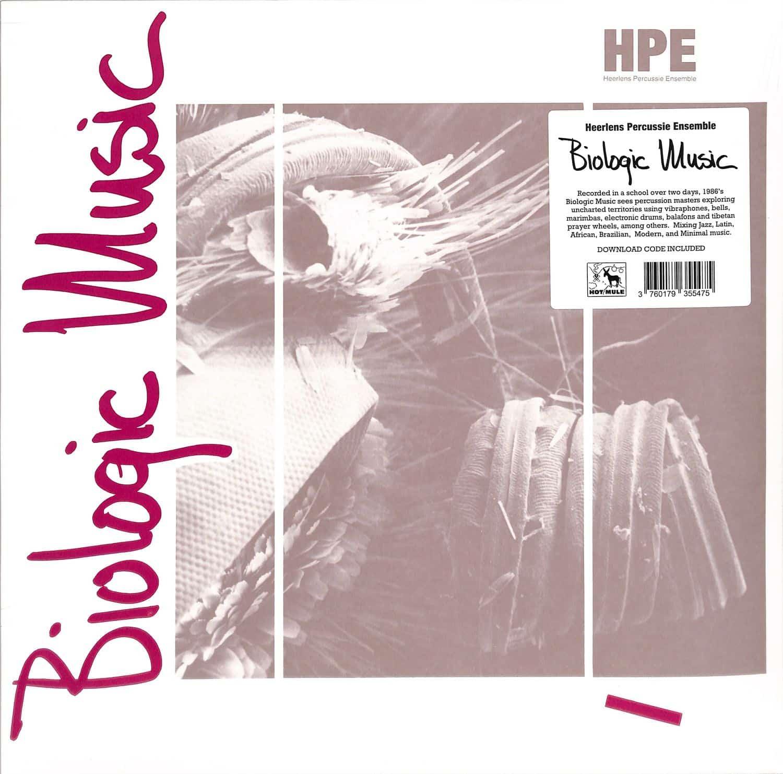 Heerlens Percusiee Ensemble - BIOLOGIC MUSIC