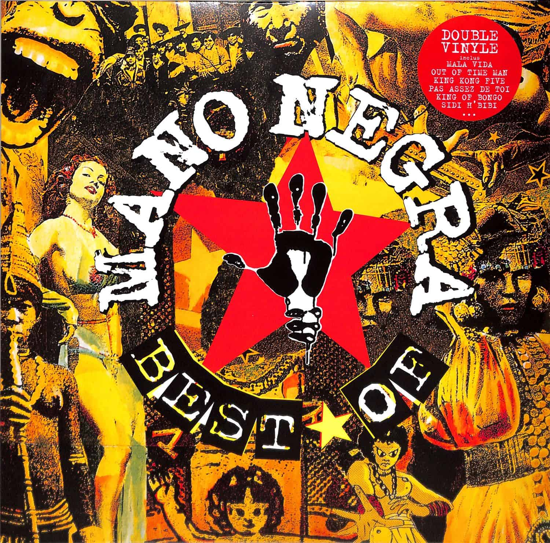 Mano Negra - BEST OF ... FIRST VINYL EDITION