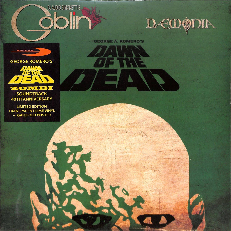 Claudio Simonettis Goblin - DAWN OF THE DEAD OST