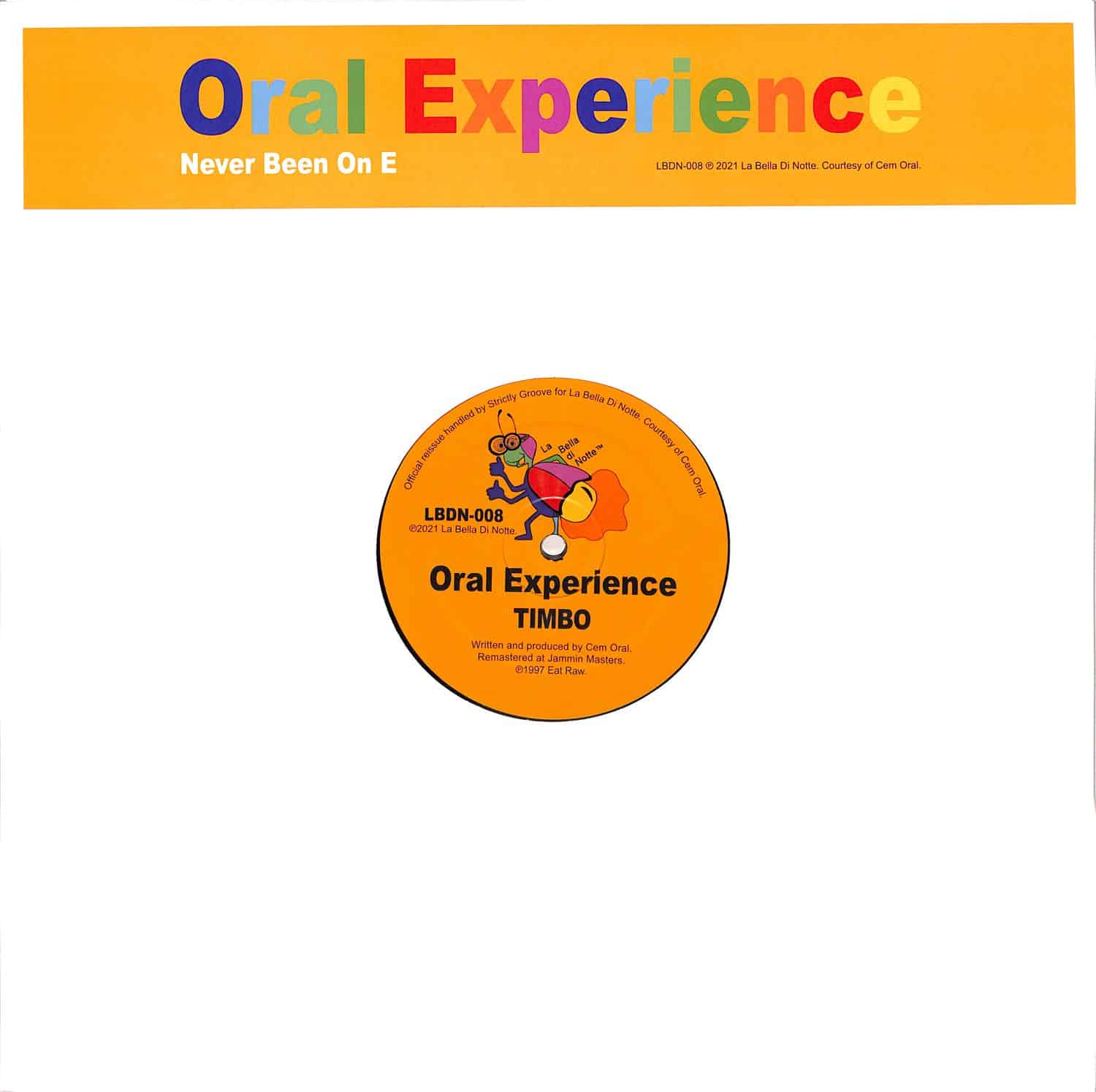 Oral Experience - NEVER BEEN ON E / TIMBO