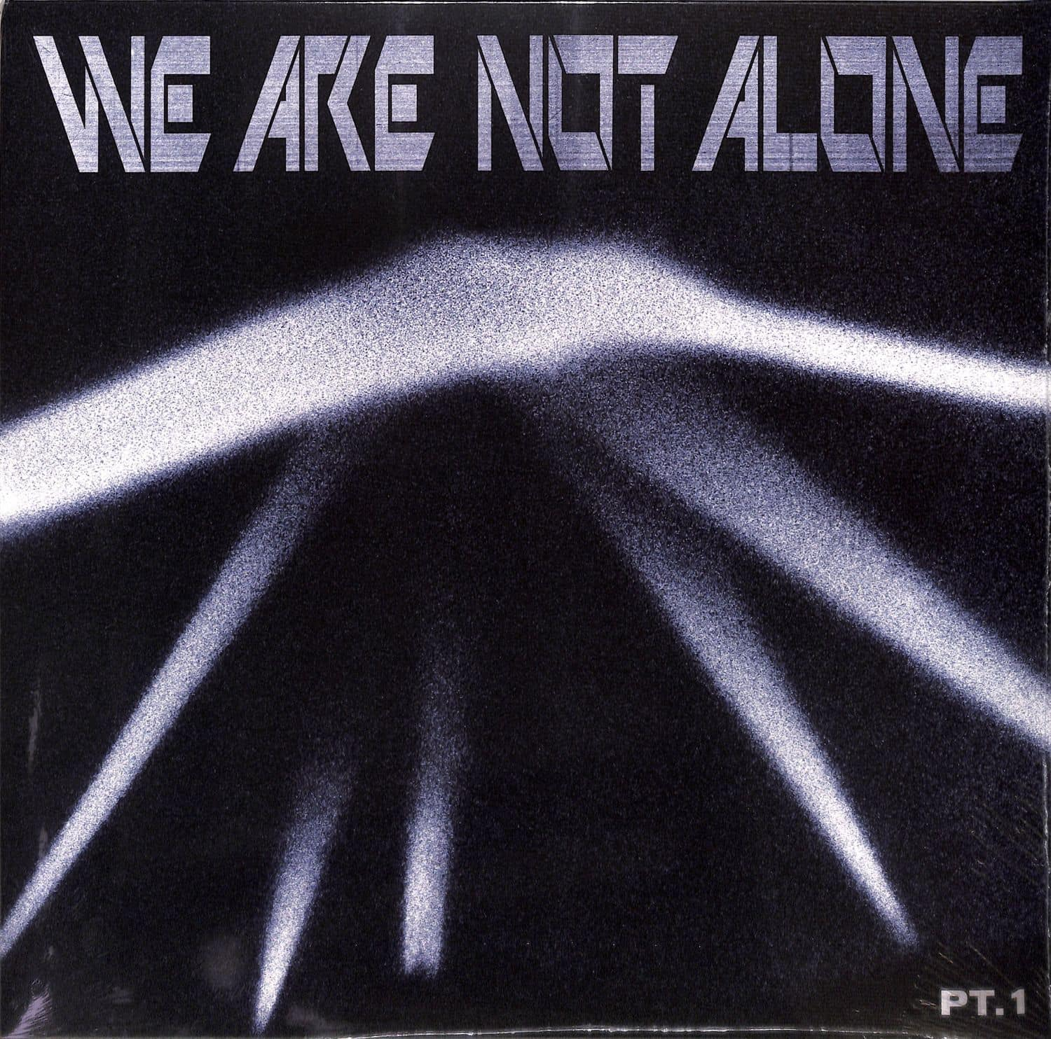Various Artists - WE ARE NOT ALONE - PART 1