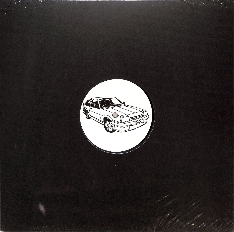 Oliver Rosemann - GASOLINE EP