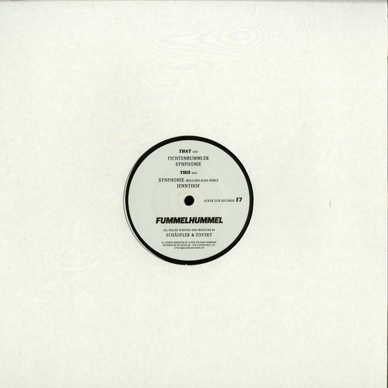 Schaeufler & Zovsky - FUMMELHUMMEL EP
