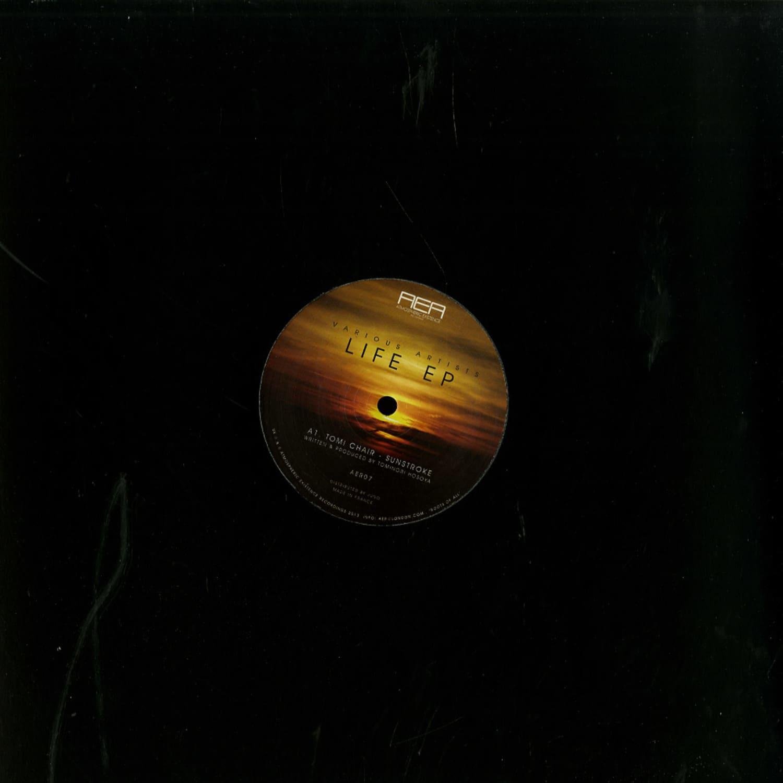 Tomi Chair, Ourra, Miles Sagnia - LIFE EP