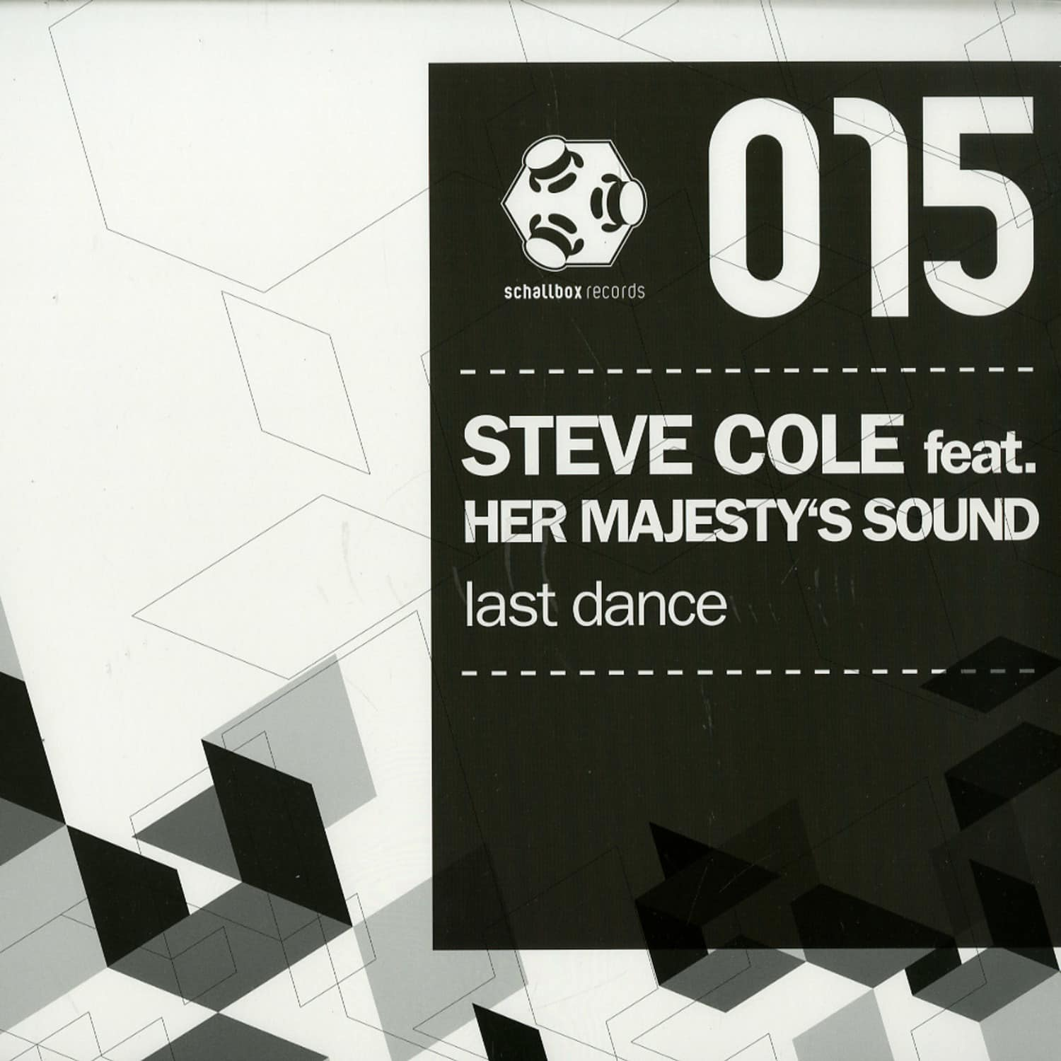 Steve Cole ft. Her Majestys Sound - LAST DANCE