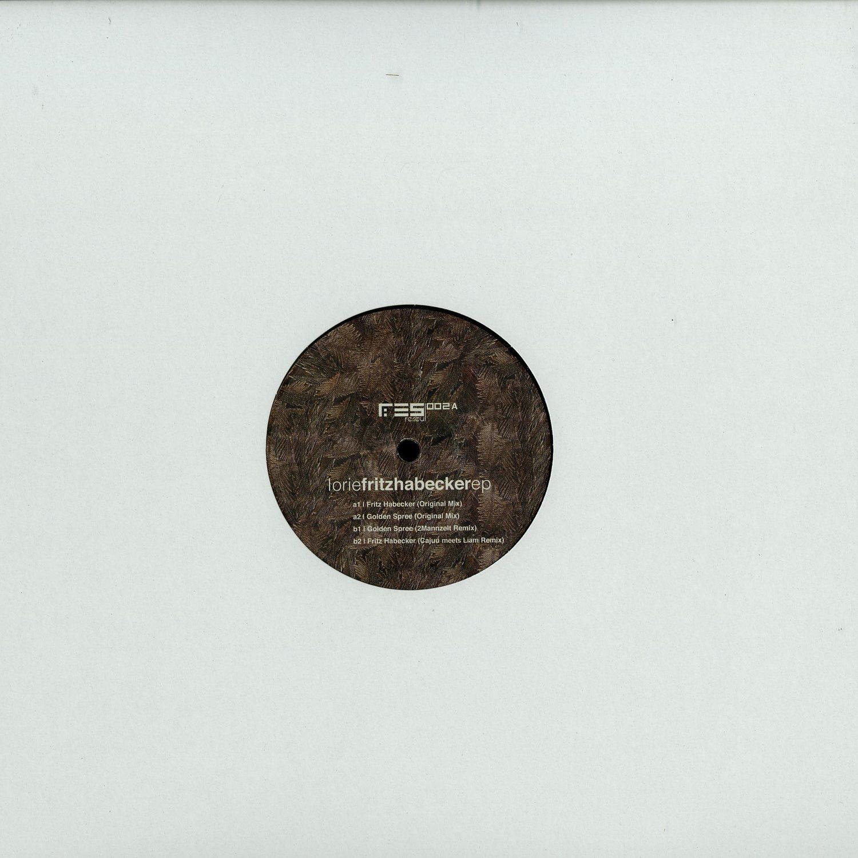 Iorie - FRITZ HABECKER EP