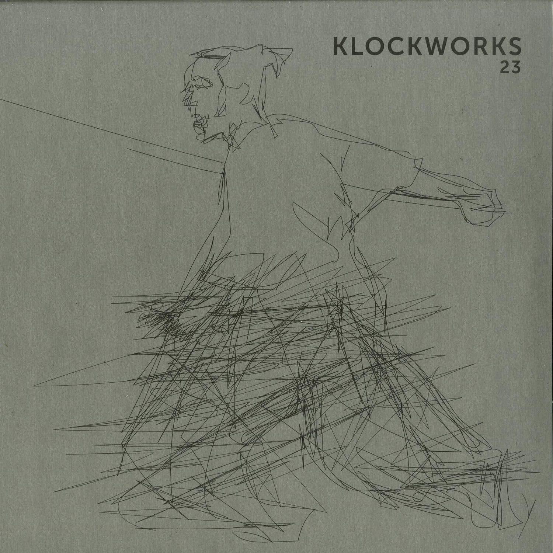 Stef Mendesidis - KLOCKWORKS 23