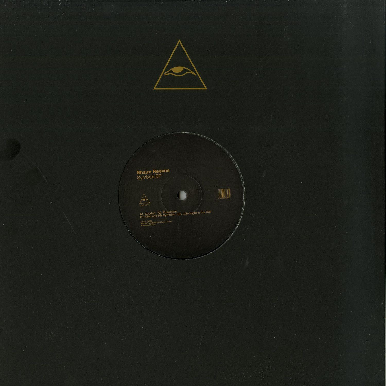Shaun Reeves - SYMBOLS EP