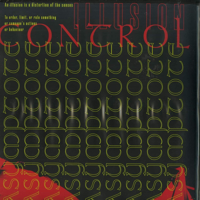 Asymptote - ILLUSION OF CONTROL