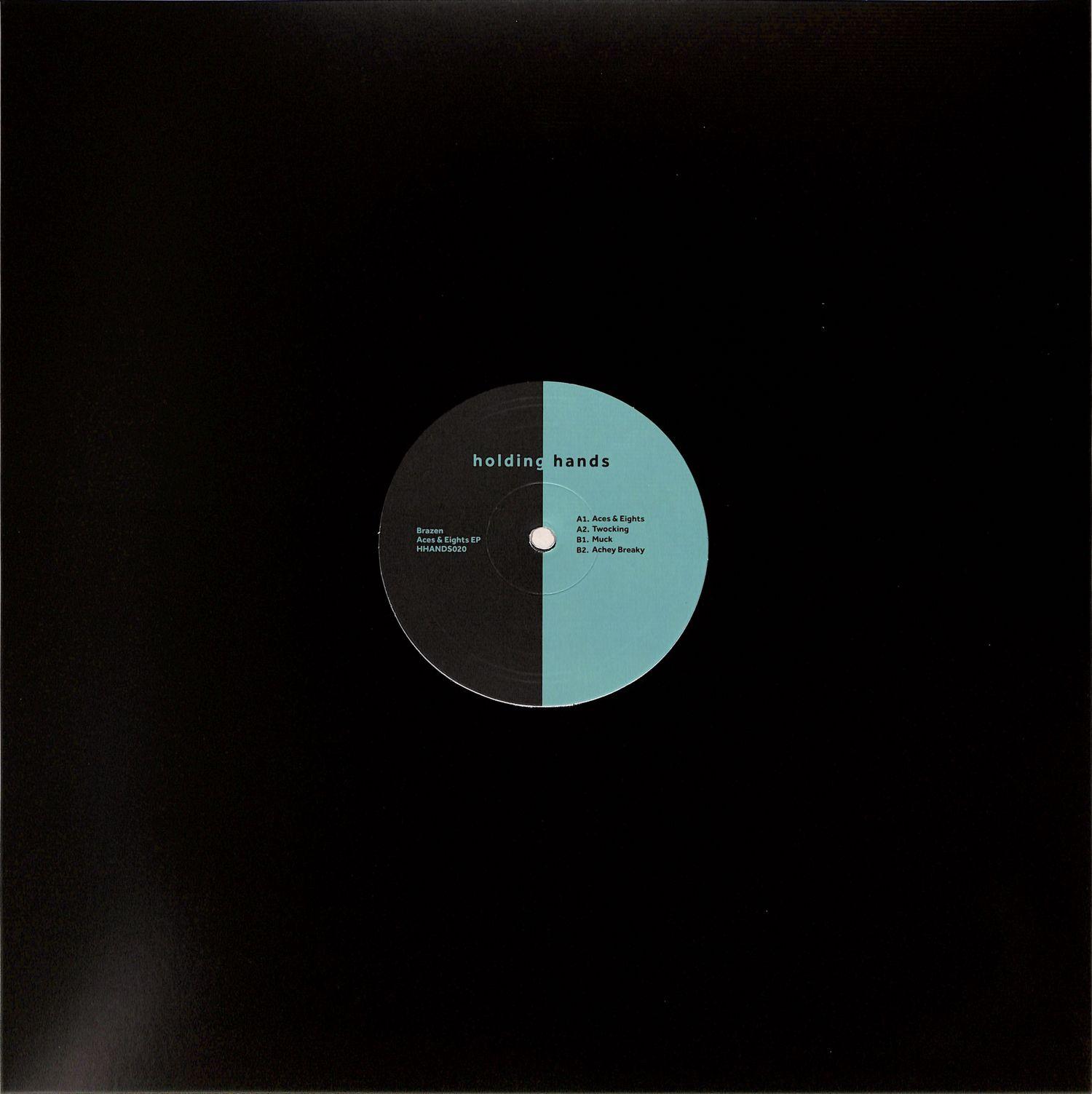Brazen - ACES & EIGHTS EP