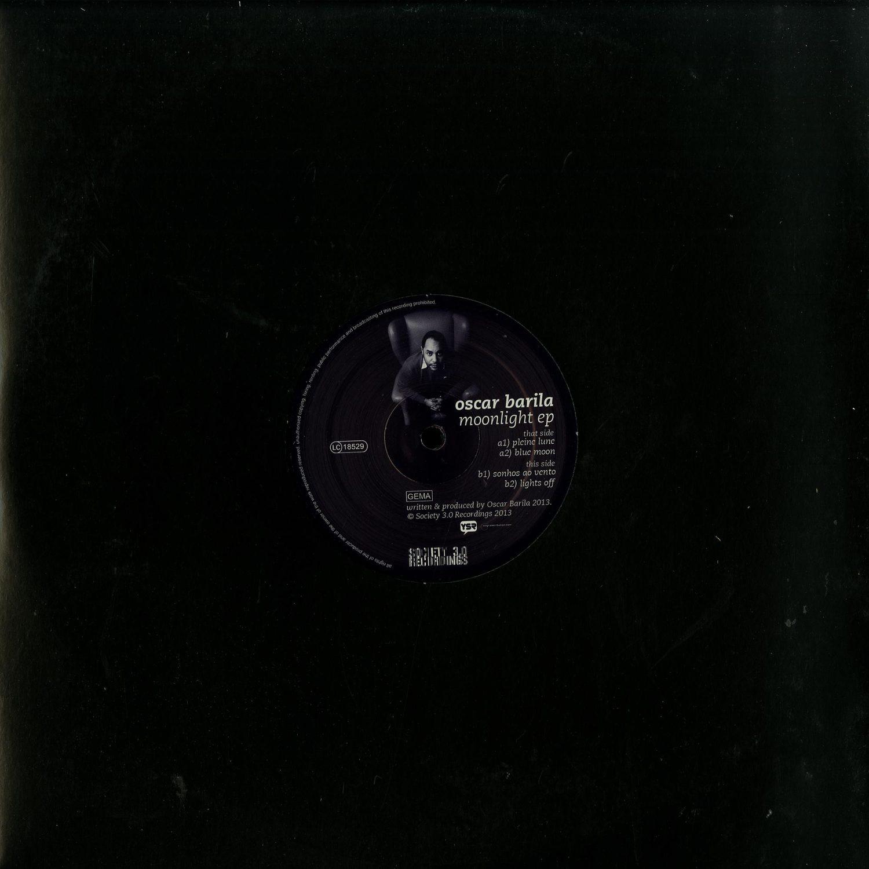 Oscar Barila - MOONLIGHT EP