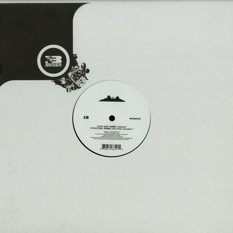 Dusty Kid - ANATOME EP VOL.2