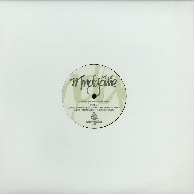 A.Paul - MINDGAME ALBUM SAMPLER 2