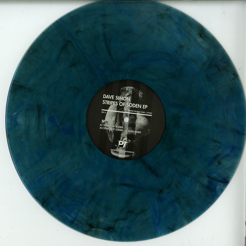 Dave Simon - STRIPES OF SODEN EP