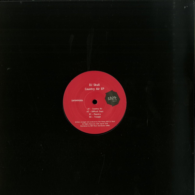 DJ Skull - COUNTRY AIR EP